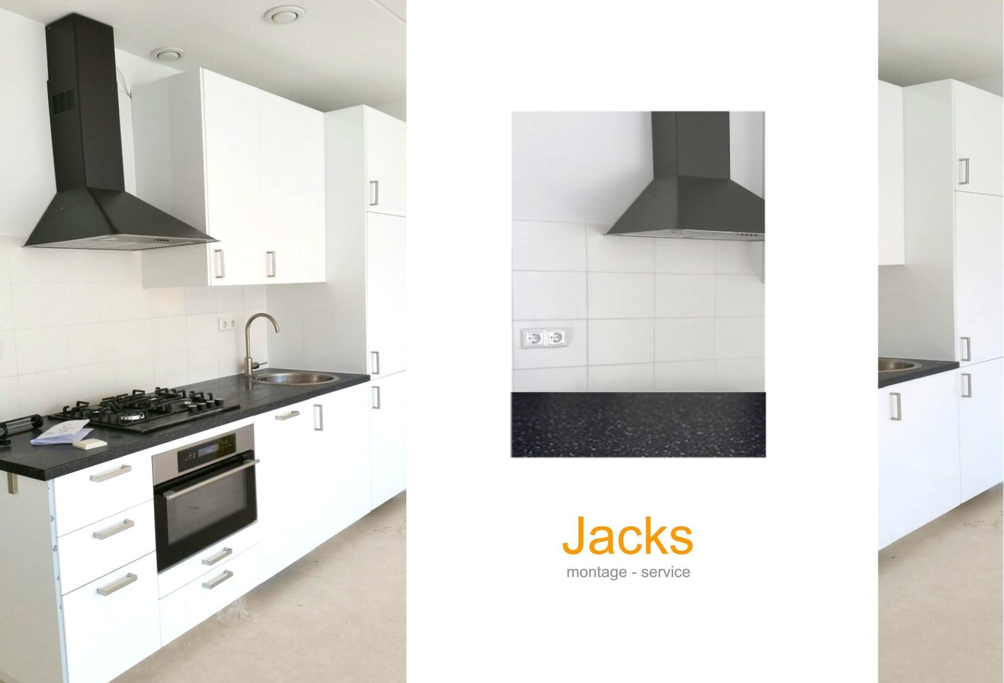 jacks montage service. Black Bedroom Furniture Sets. Home Design Ideas