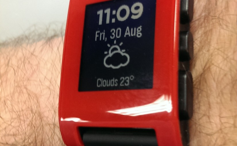 Wearable Tech: A Review of Pebble & Essential Apps