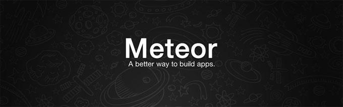 Meteor un framework de JavaScript para el 2015