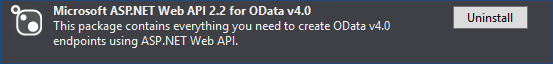 OData Package