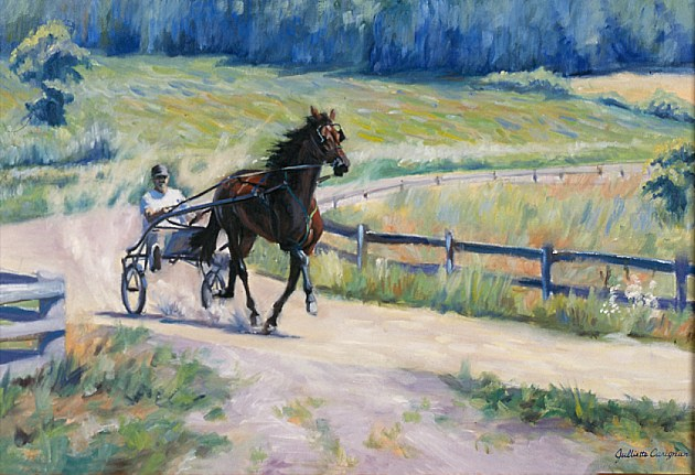The Trotter, 20 x 30