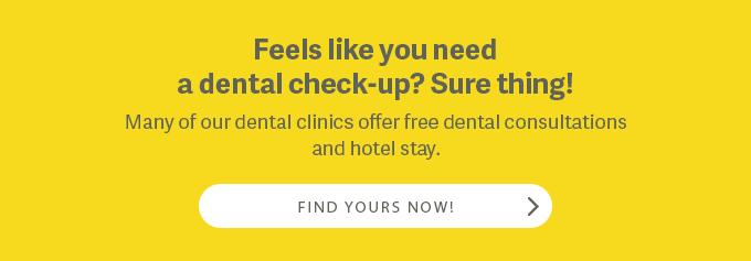 Free dental consultation