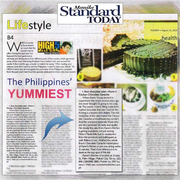 Manila Standard(Aug 2010)