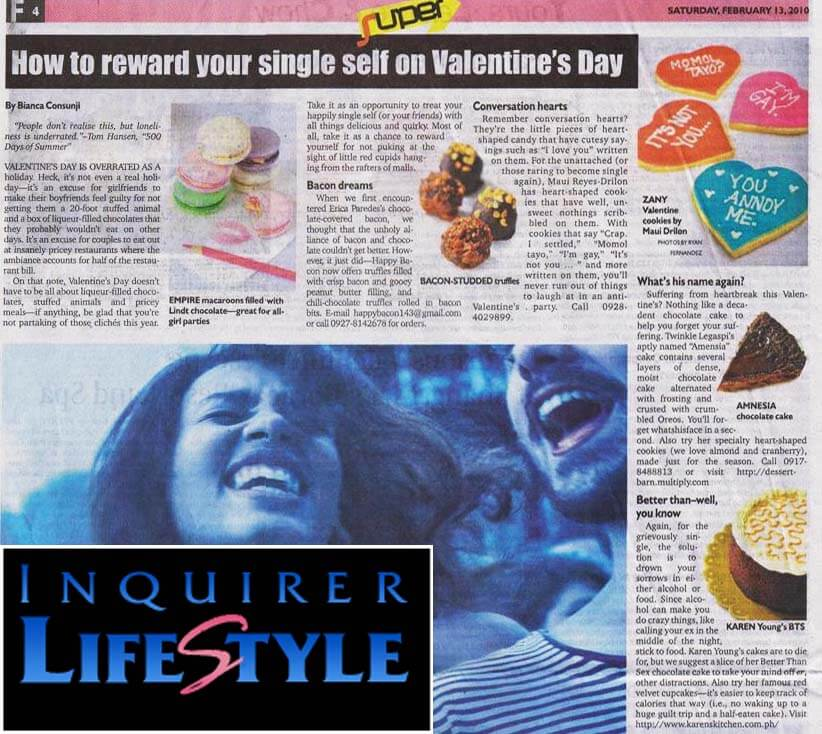 The Philippine Daily Inquirer (Feb 2010)