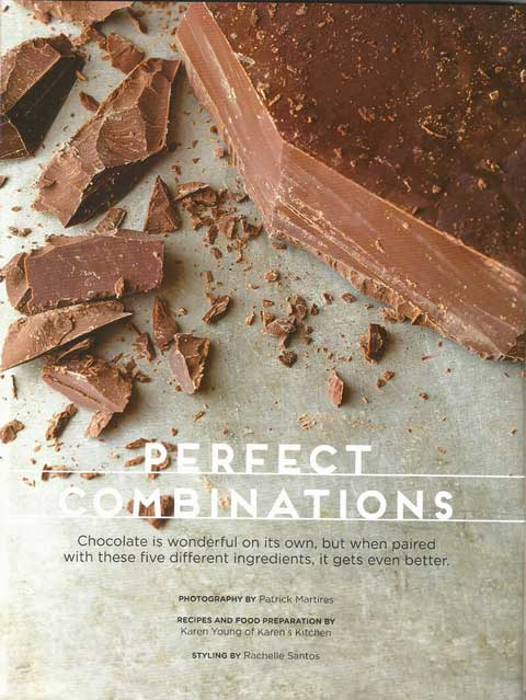 Yummy Magazine Perfect Combinations