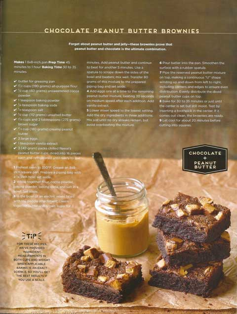 Yummy Magazine Chocolate Peanut Butter