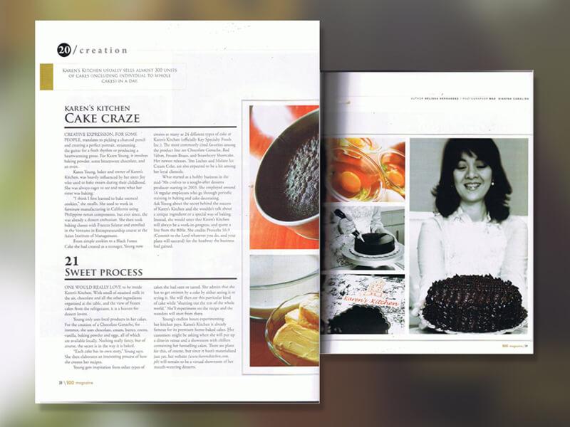 100 Magazine (May 2010)