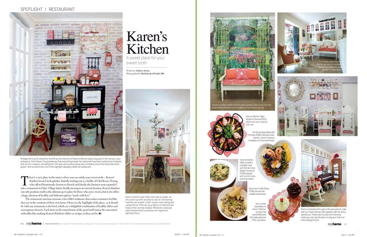 MyHome Magazine (Sep '2015)