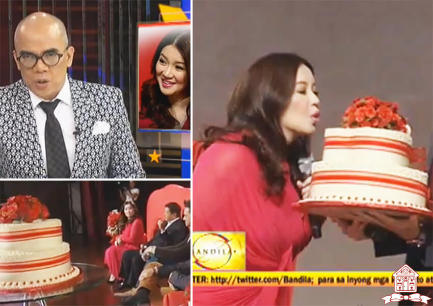 Bandila – Kris Aquino's Birthday (February 2013)