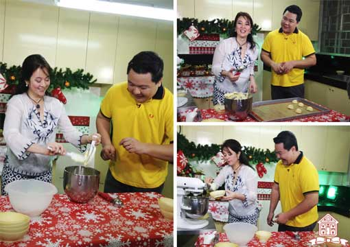 Sarap Pinoy with Chef JJ (December 2013)