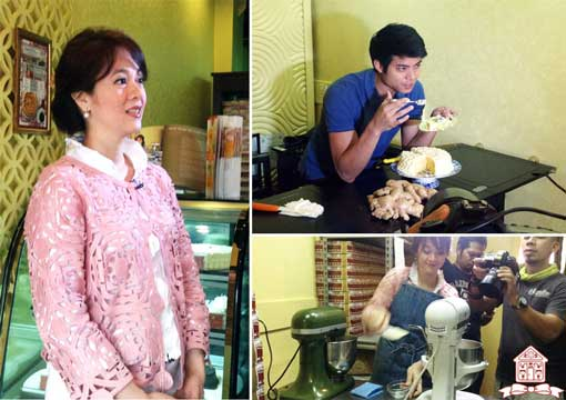 Midnight Express with Mikael Daez (January 2014)