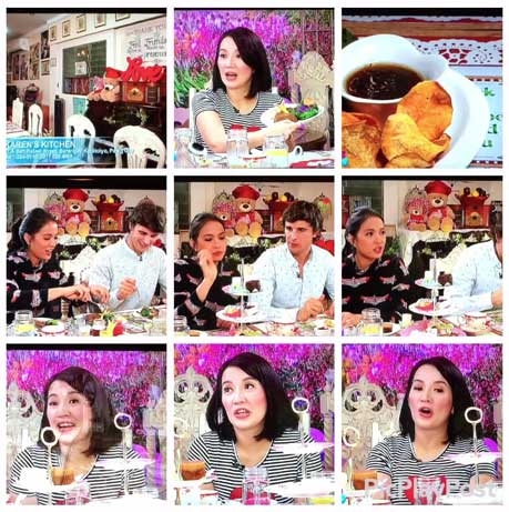 Food Bytes from Kris TV
