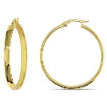 Hoop Earrings 10KY