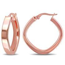 Geometric Hoop Earrings 10KP