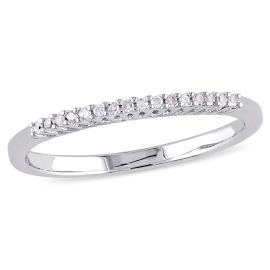 Diamond Fashion Ring Silver