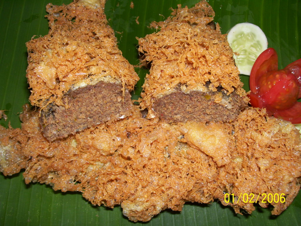 30. otak otak bandeng
