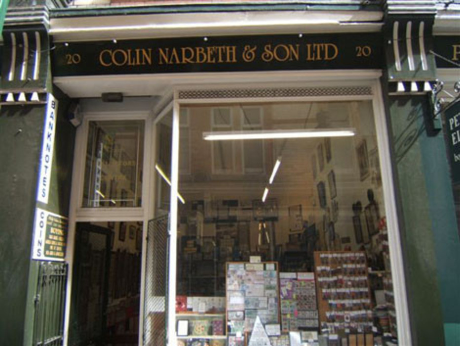 Colin Narbeth