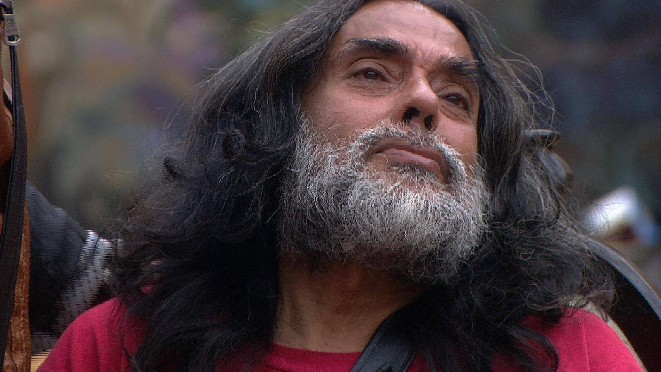 Swami omji cries bigg boss 10
