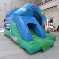 Peppa Pig Bounce And Slide