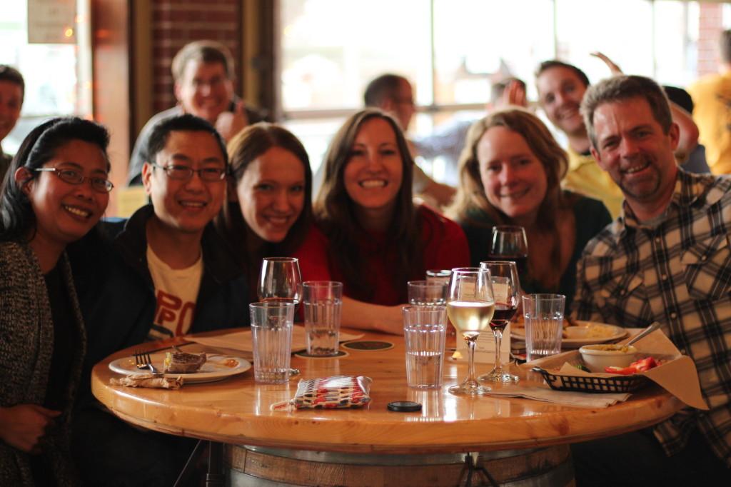 Portland (b)logger happy hour