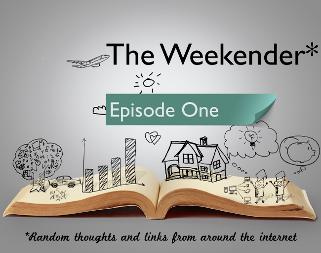 The weekender, by Kathleen Celmins. Episode One.