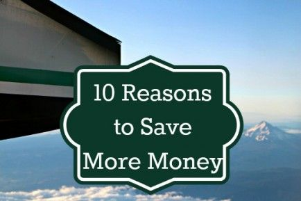 10 Smart Reasons to Start Saving More of Your Income