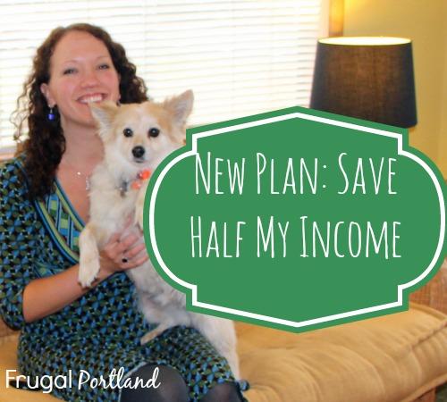 Save Half My Income