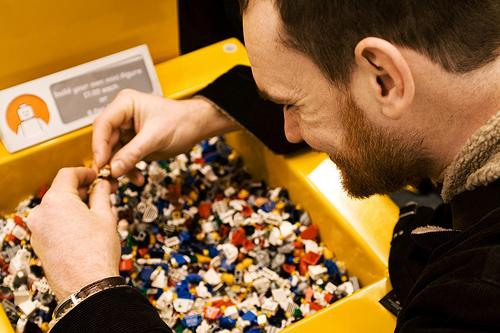 lego, box, лего, коробка