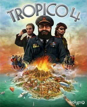 Tropico 4 STEAM GLOBAL