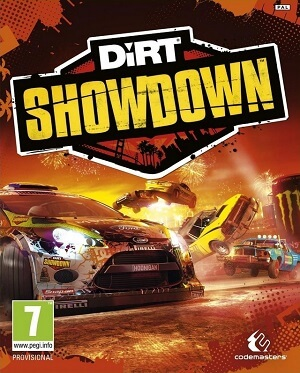 DiRT Showdown STEAM GLOBAL