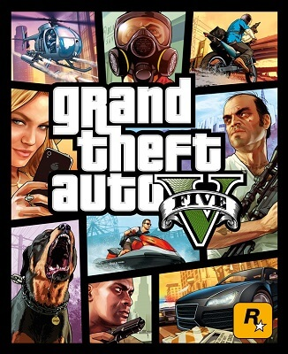 Grand Theft Auto V STEAM GLOBAL