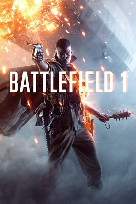 Battlefield 1 ORIGIN GLOBAL