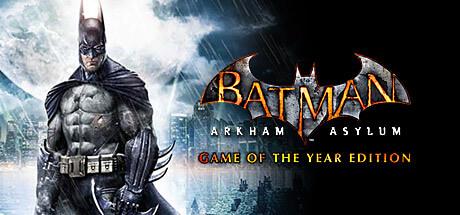 Batman: Arkham Asylum GOTY STEAM GLOBAL