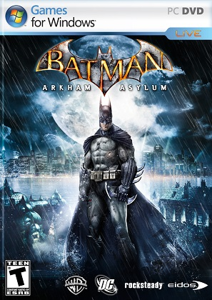 Batman: Arkham Asylum GOTY STEAM GLOBAL
