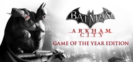 Batman: Arkham City - GOTY STEAM GLOBAL