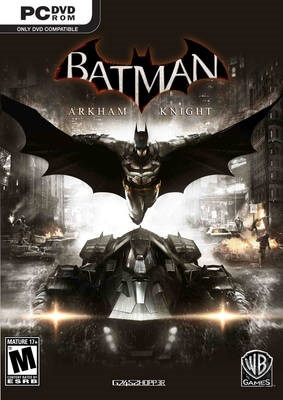 Batman: Arkham Knight STEAM GLOBAL