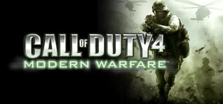 Call of Duty 4: Modern Warfare STEAM GLOBAL