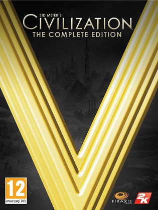 Sid Meier's Civilization V: Complete STEAM GLOBAL