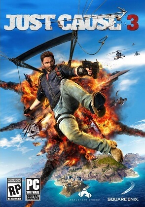 Just Cause 3 STEAM GLOBAL