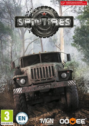 SPINTIRES STEAM GLOBAL