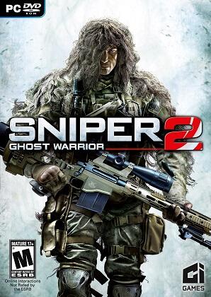 Sniper: Ghost Warrior 2 STEAM GLOBAL