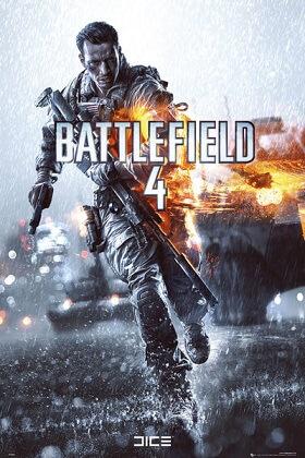 Battlefield 4 ORIGIN GLOBAL