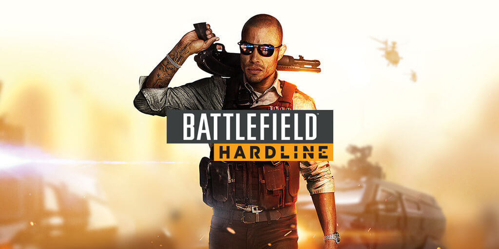 Battlefield Hardline ORIGIN GLOBAL