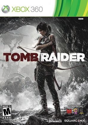 Tomb Raider Xbox 360 GLOBAL