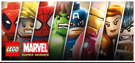 LEGO Marvel Super Heroes STEAM GLOBAL