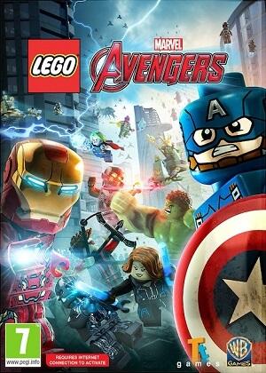 LEGO MARVEL's Avengers STEAM GLOBAL