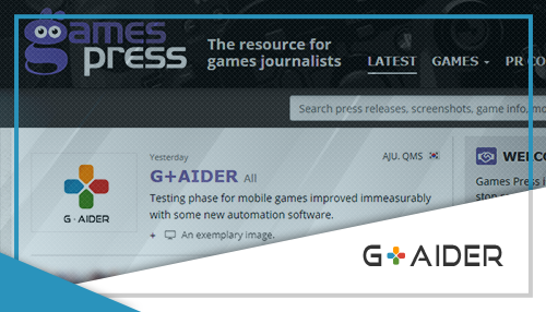 Improve Quality of mobile games & applications with New Automated testing SW