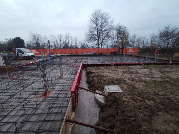 Cantiere TG