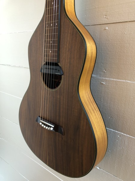 USED Asher Imperial KW100 Weissenborn w/pickup (1)