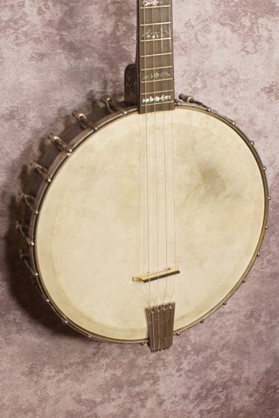 Orpheum #3 Tenor Banjo (Early 1900s) (8)